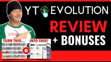 YT Evolution Review   How To Make Money With YouTube