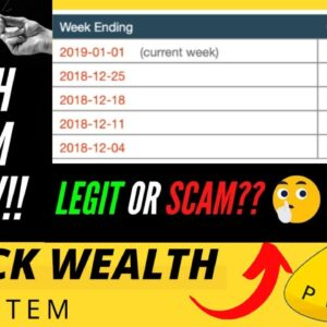 Click Wealth System: Give Me 5 Minutes & I Will Show How You Can Generate Your First Paycheck Online