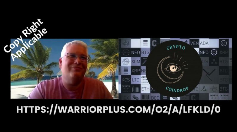 Crypto Coindrop Creator Interview - All You Need To Know About Crypto Coindrop