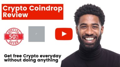 Crypto Coindrop Review : How To Make Money With Crypto in 2021 (Beginners Guide)