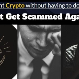 How to get free Cryptocurrency 2021 ⚠️ Crypto Coindrop Review ⚠️ DON'T BUY IT WITHOUT MY 👷 BONUSES!!