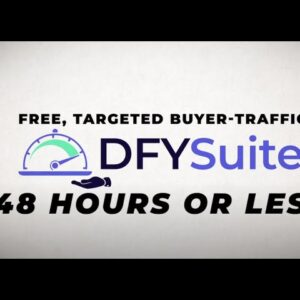 DFY Suite 3 0 Review Demo   What's New In DFY Suite 3 0 Video Ranking System