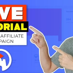 Yive review and Step by Step Tutorial to Make Money with Amazon Live Yive Amazon Campaign Creation