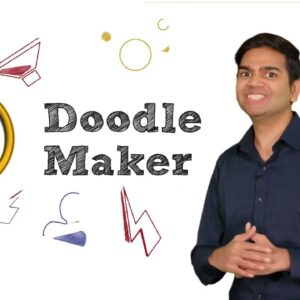 Tutorials|||How to make doodle videoz in simple steps❤💁♂️.............Now showing👇