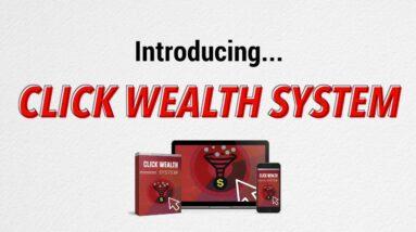 Genesis Metrics |Click Wealth System |2021 Biz Opp Offer |Click Wealth Review| Click Wealth System