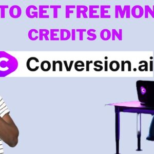 Conversion.ai Pricing: How To Get Free Monthly Credits [Review]