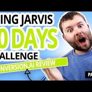 Conversion.ai Review - 30 Day Challenge [DAY 1]