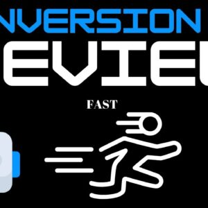 Conversion AI Review - Write Any Content You Need in Seconds