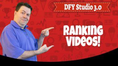 DFY Suite 3 0 For Ranking Videos - DFY Suite 3.0 Bonus