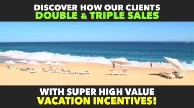 Double and Triple Sales With Marketing Boost