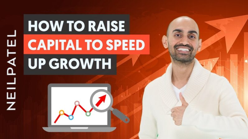 How to Raise Money as an Entrepreneur to Fuel Your Growth - Growth Hacking Unlocked
