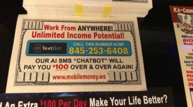 Textboi AI Review 2021 Make Money Mailing Postcards Passive Income 2021 Affiliate Marketing 2021