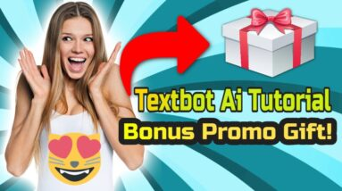 text bot ai review - textbot ai marketing (textbot official) training & promo