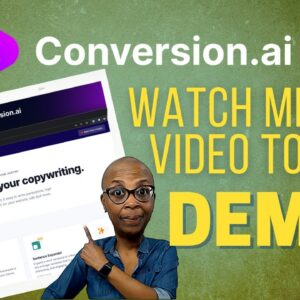How I Generate Video Topics Using Conversion.ai