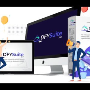 DFY Suite 3 0   What is NEW in 3 0 | Best way to get Free Targeted Buyer Traffic !!