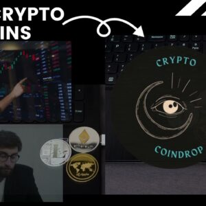 Crypto CoinDrop Review – The Hottest New Way To Get Crypto With No Money Out Of Pocket