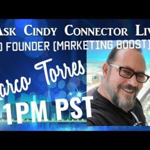 #PayItForwardFriday (Marketing Boost) Marco Torres Co-Founder