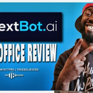 Textbot Ai | Back Office Review 2021