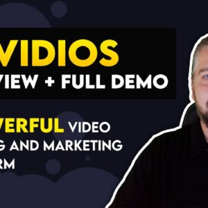 Vidios Review and Demo: Vidios Video Hosting Platform
