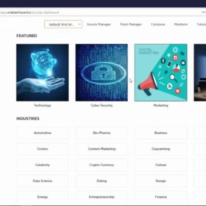 Viral Dashboard Demo Overview