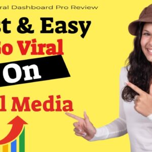 Viral Dashboard Pro Review| Social Media Automation Bonuses.
