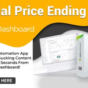 Viral Dashboard - Special Price Ending Soon