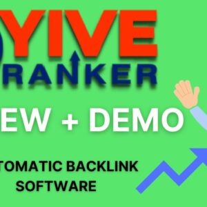 YIVERanker Review (Live Demo) - Automatic Backlink Software Tool Online