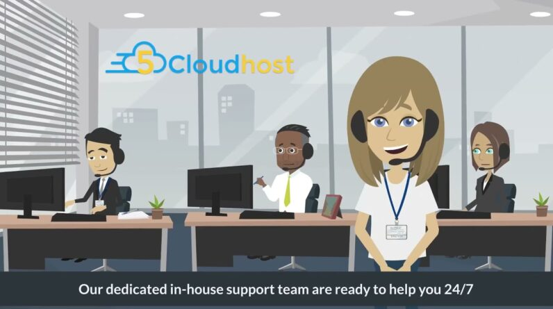 5CloudHost - The Last Web Hosting Platform You'll Ever Need!