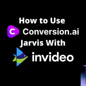 How to Use Conversion AI's Jarvis With InVideo