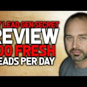 My Lead Gen Secret | Why It Should Be Every Affiliate Marketers Ad Campaign