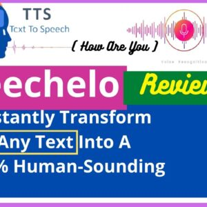 How to use Speechelo application | Speechelo Review |  Text to Speech Application | TTS English |