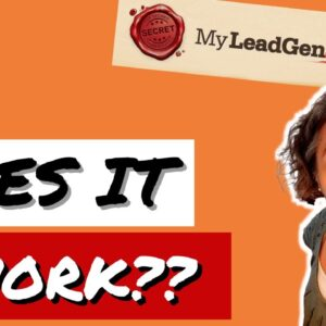 My Lead Gen Secret ¦ Does it work? 2021 results so far...