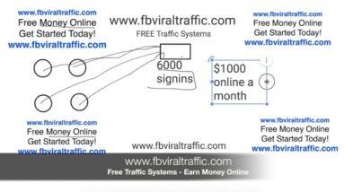 My Lead Gen Secret Hack (Make Money Online $100,000) FREE TRAFFIC SYSTEMS