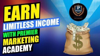 Premier Marketing Academy [Affiliate Marketing For Beginners]
