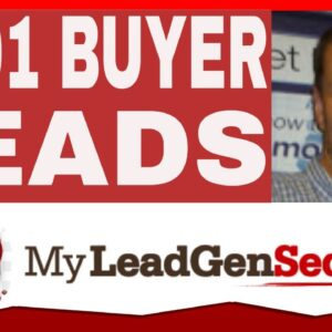My Lead Gen Secret Review 2021 - CHEAP $0.01 BUYER Daily Leads - 100 To 200 Tier 1 LEADS Daily!!!