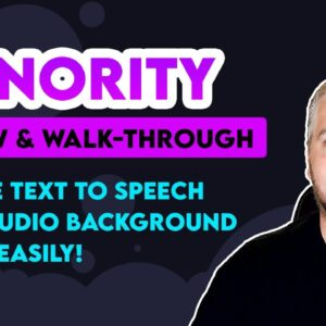 Sonority Review With Demos | Text to Speech With Audio Background