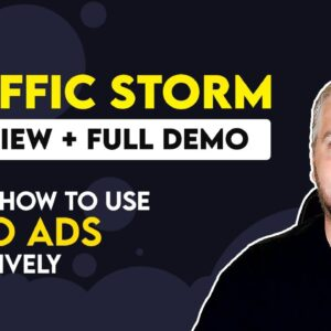 Traffic Storm Review: How To Use Solo Ads Effectively