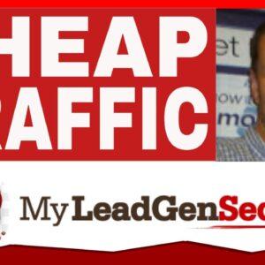 My Lead Gen Secret Review 2021 - CHEAP Affiliate Marketing TRAFFIC Source!!!!