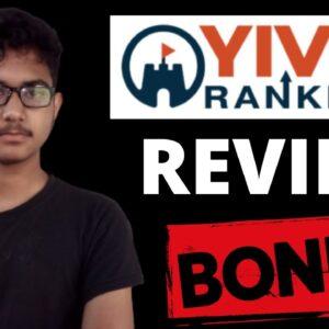 Yive Ranker Review - Huge Discount and Bonus Credit Pulse Demo {2021}