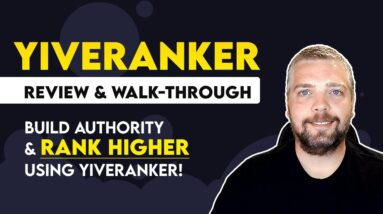 YIVERanker Review: Rank Higher Using YIVERanker