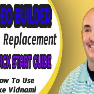 Yive Video Builder Demo Review - Vidnami Alternative App - Best Vidnami Replacement Software