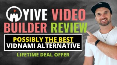 Yive Video Builder Review ✅ Epic Vidnami Alternative [Lifetime Offer] 🔥