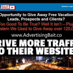 Advertising Boost Vacation Incentives BookVip