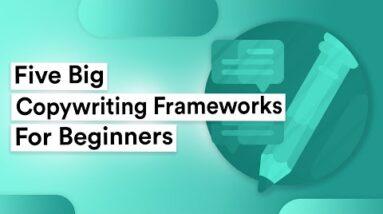 Copywriting for beginners with Copy ai | AI copywriting