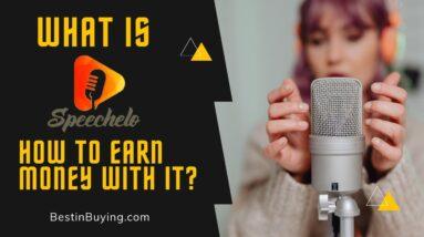 Speechelo Intro Video | What is Speechelo? | How does Speechelo Works |Speechelo Discount Link
