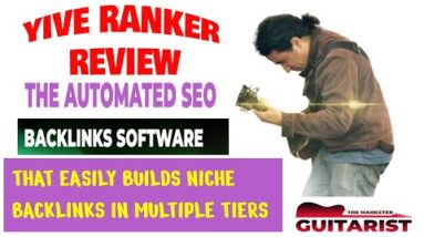 YIVE RANKER review demo♠️ How to rank your sites   ♠️  YIVE RANKER+ 40 TOP   BONUSES