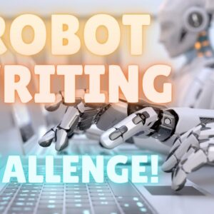 I TRIED WRITING a Blog Post in 10 MINUTES Using an AI Copywriting Tool |  Conversion AI [Jarvis]
