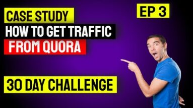 How to get traffic from Quora EP 3   Conversion.ai Review