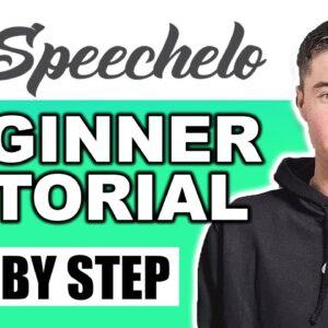 How to Use Speechelo for Text to Speech | Speechelo Tutorial 2021