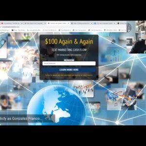 EMAIL AUTOMATION Click Send Get Cash - Affiliate Marketing Training Textbot